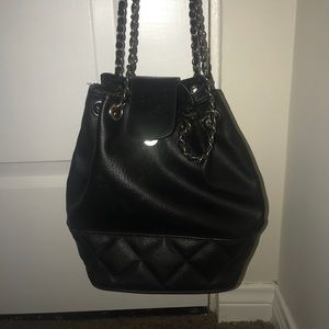 Asos bucket duffle handbag great material